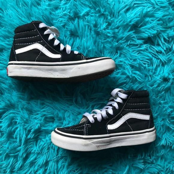 Vans Shoes | Boys Hightops Preschool